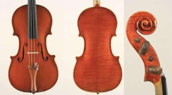 Violoncello by Gennaro Gagliano entre os mais caros do mundo
