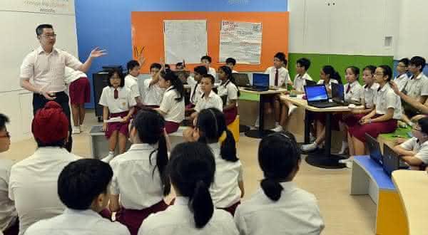 cingapura uma das melhores educacoes do mundo