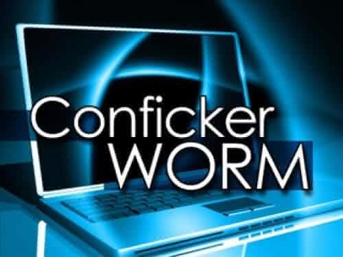 conficker entre os virus mais conhecidos para computadores