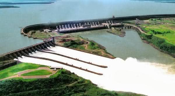 itaipu entre as maiores hidreletricas do mundo