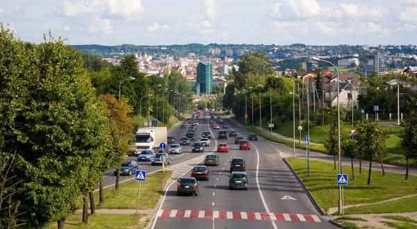 lituania entre os paises com maior indice de carros por habitante