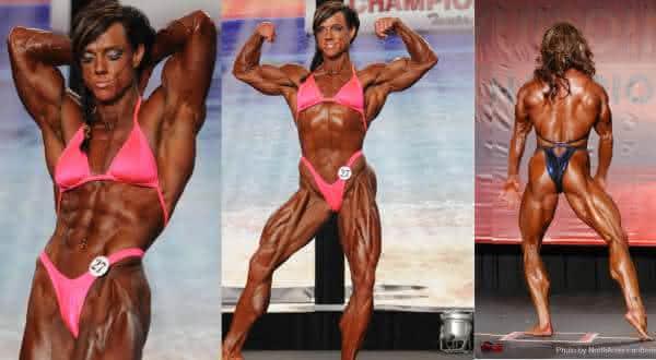 sheila bleck entre as maiores mulheres fisiculturistas do mundo