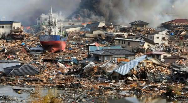 terremoto tohoku 2011 entre os maiores desastres naturais do mundo