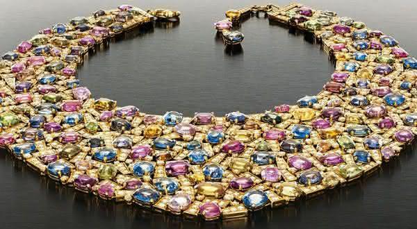 Garrard Heart of the Kingdom Ruby entre os colares mais caros do mundo
