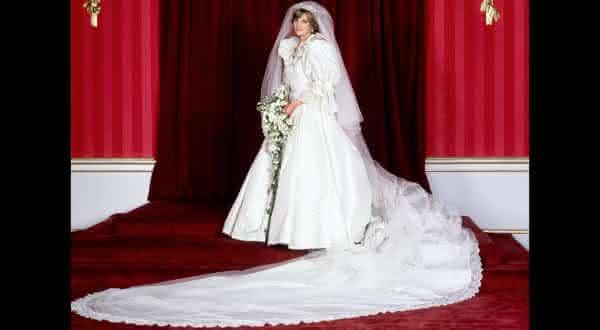 Vestido da Princesa Diana entre os vestidos de noiva mais caros do mundo