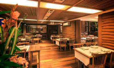 Top 10 melhores restaurantes do Brasil