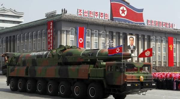 coreia do norte entre as maiores potencias em armas nucleares