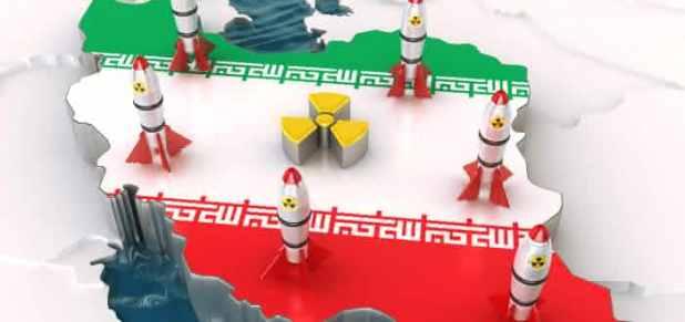 ira entre os paises com mais armas nucleares