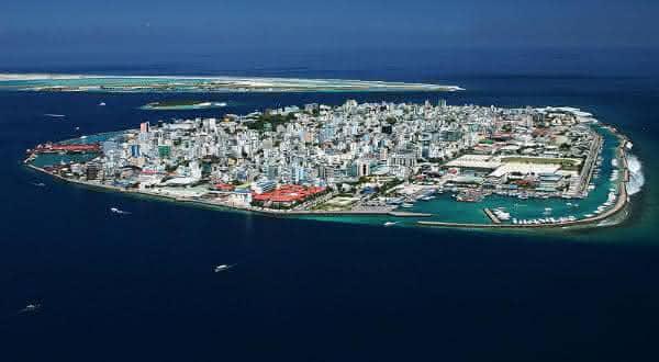 maldivas entre os menores paises do mundo