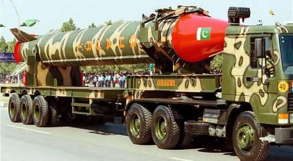 paquistao entre as maiores potencias em armas nucleares