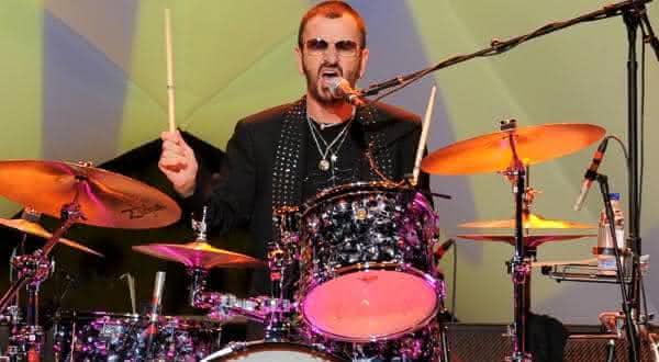 ringo stars entre os melhores bateristas do mundo