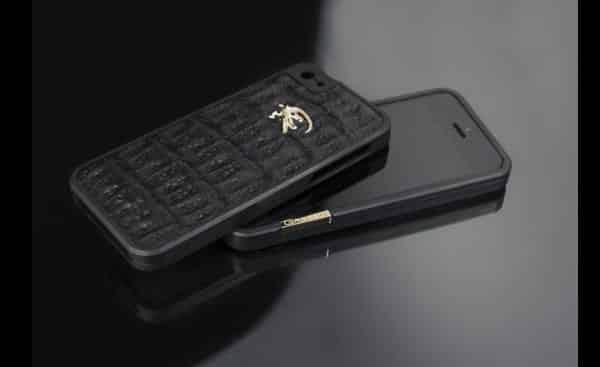 titanium bumper gresso entre as capas para iphone mais caras do mundo