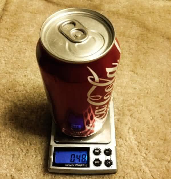 Lata Fechada Coca-Cola Factory Error entre os refrigerantes mais caros do mundo