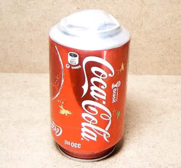 Lata Fechada Coca-Cola erro de fabrica entre os refrigerantes mais caros do mundo