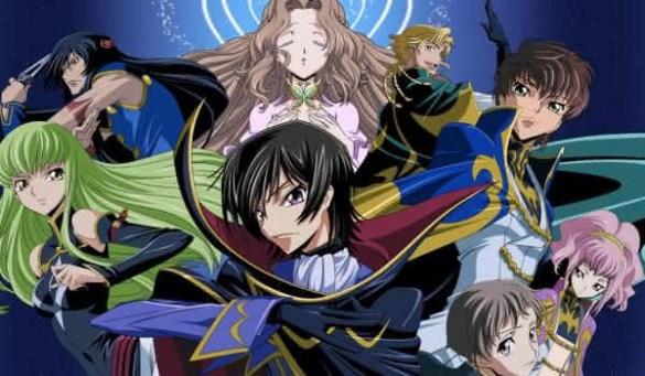 Top 10 melhores animes de todos os tempos code geass entre os melhores animes de todos os tempos stopboris Images