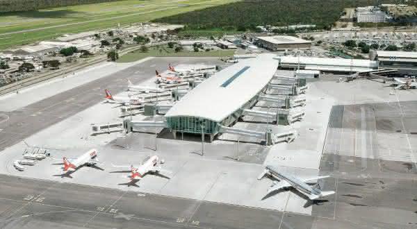Aeroporto Internacional de Brasilia entre os aeroportos mais movimentados do brasil