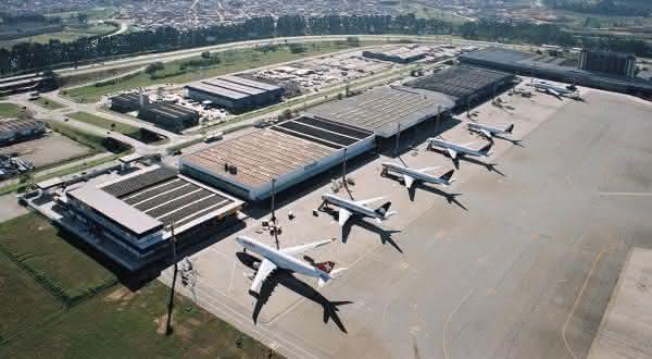 Aeroporto Internacional de guarulhos entre os aeroportos mais movimentados do brasil