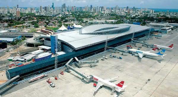 Aeroporto Internacional dos Guararapes um dos maiores aeroportos do brasil