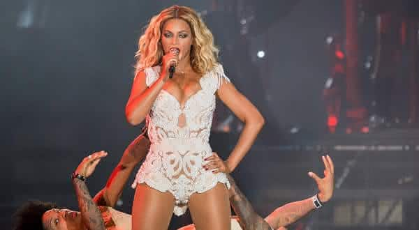 Beyonce entre as cantoras mais bem pagas do mundo
