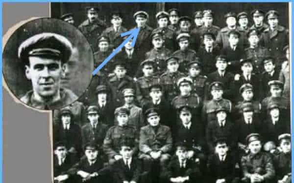 Fantasma da Foto em Grupo entre as fotos de fantasma mais famosa