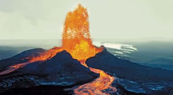 Mauna Loa Hawaii entre os vulcoes ativos mais perigosos do mundo