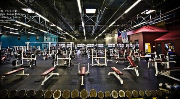 Pro Gym Serge Moreau entre as maiores academias do mundo