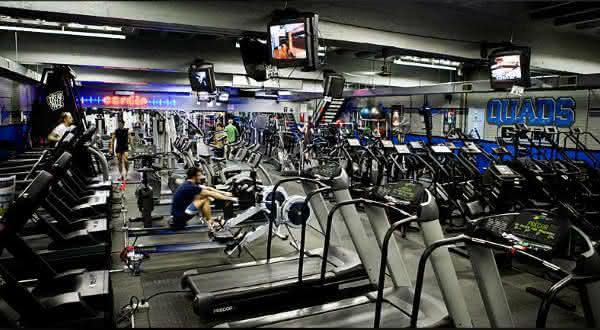 Quads Gym entre as maiores academias do mundo
