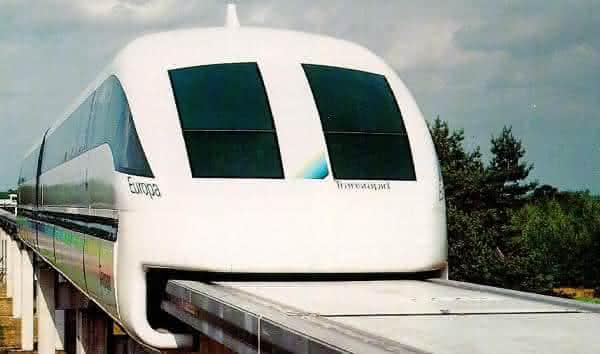Transrapid TR-07 entre os trens mais rapidos do mundo