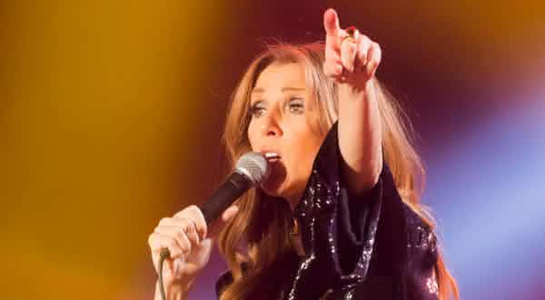 celine dion entre as cantoras mais bem pagas do mundo