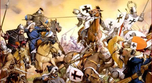 conquistas mongois entre as guerras mais mortais de todos os tempos