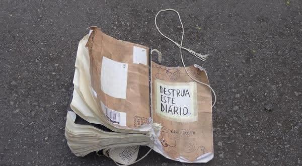 destrua este diario entre os livros mais vendidos de 2014