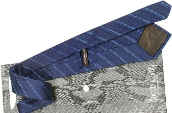gravata Roberto Cavalli entre as gravatas mais caras do mundo