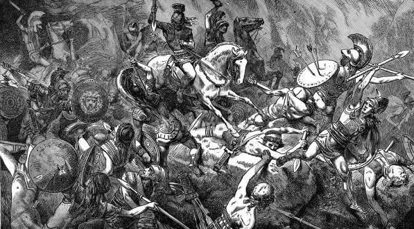 guerra de peloponeso entre as guerras mais longas do mundo
