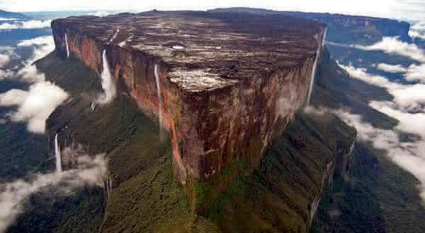 monte roraima entre as montes mais altas do brasil