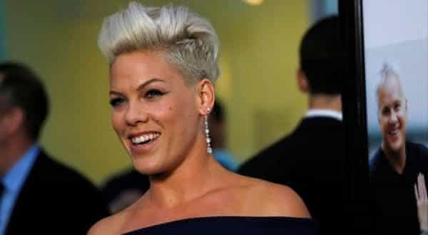 pink entre as cantoras mais bem pagas do mundo