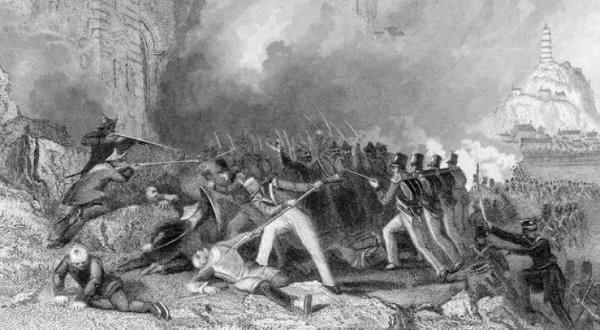 rebeliao de taiping entre as maiores guerras de todos os tempos
