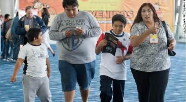 venezuela entre os paises mais obesos do mundo