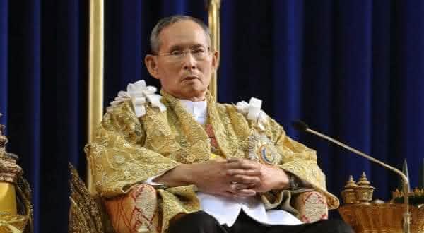 Bhumibol Adulyadej entre os presidentes mais ricos do mundo