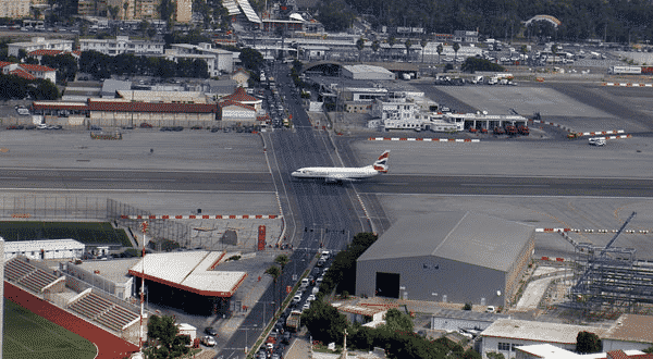 Gibraltar International entre os aeroportos mais perigosos do mundo