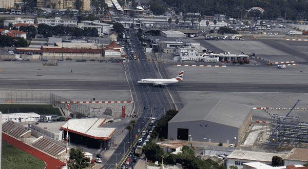 Gibraltar International entre os aeroportos mais perigosos do mundo