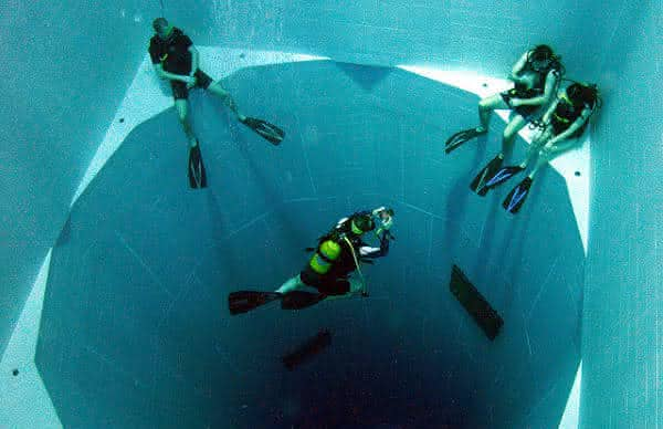 Nemo 33 2 entre as piscinas mais bonitas do mundo