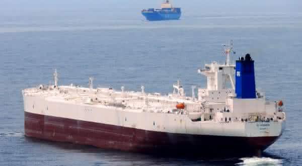 TI Class Oceania entre os maiores navios ja construidos