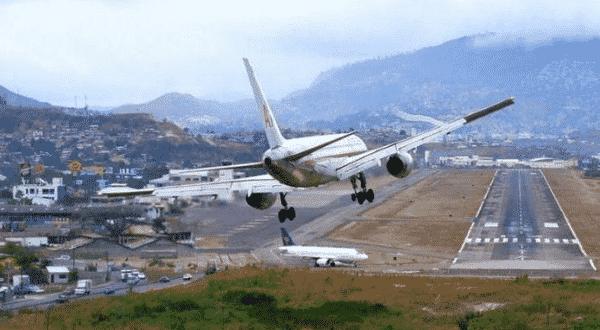 Toncontin International entre os aeroportos mais perigosos do mundo