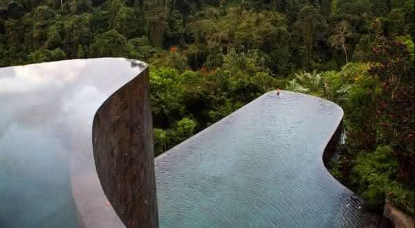 Top 10 piscinas mais incr veis do mundo for Funda para piscina