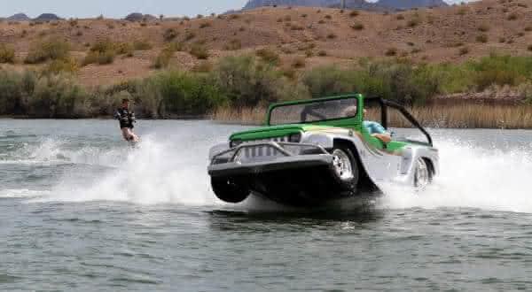 WaterCar Panther entre os mais incriveis carros anfibios 2