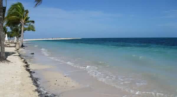 West End Ilha Grande Bahama entre as praias mais perigosas do mundo