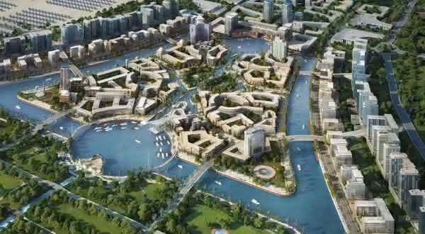 canal marina dubai 2 entre as maiores obras da engenharia no mundo