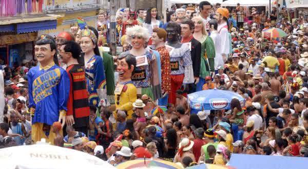 carnaval de olinda entre as melhores festas de carnavais do brasil