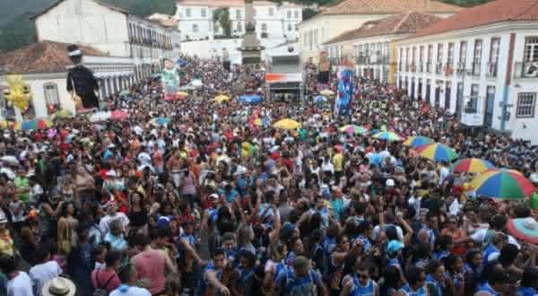 carnaval de ouro preto uma das melhores festas de carnavais do brasil