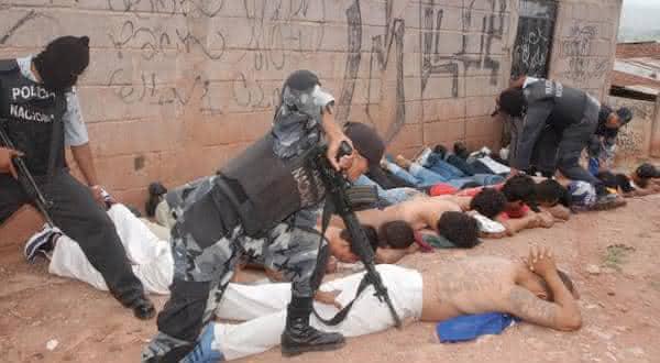 el salvador entre os paises os paises mais violentos do mundo